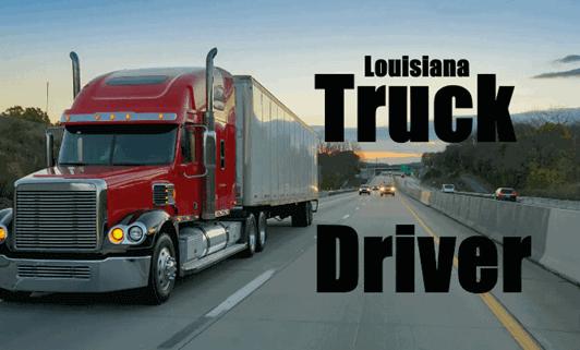 Louisiana-Truck-Driver