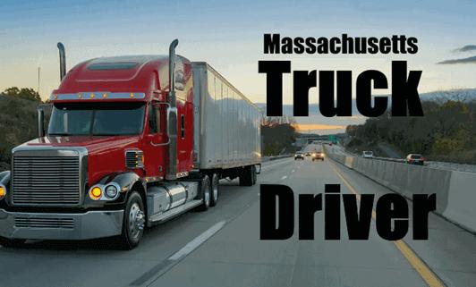 Massachusetts-Truck-Driver