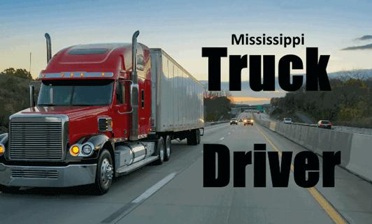 Mississippi-Truck-Driver