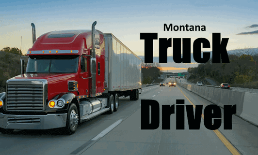 Montana-Truck-Driver