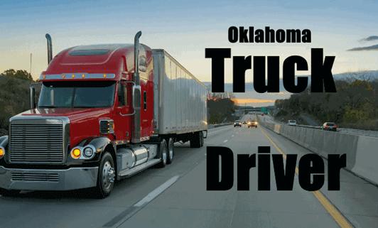 Oklahoma-Truck-Driver