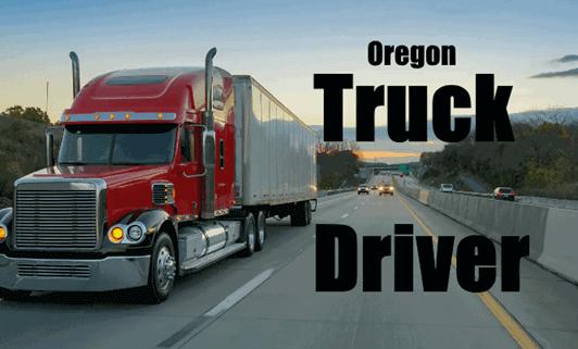 Oregon-Truck-Driver