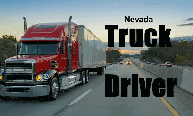 Nevada-Truck-Driver